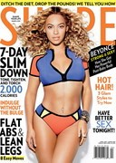 Beyonce is in Shape