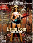 Laura Dore in Straight Stuntin' Magazine!